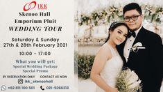 IKK Wedding Skenoo Hall Ballroom Tour, Get Special Offer On Your Visit!