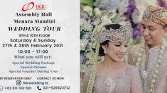 IKK  Wedding Ballroom Tour! Get Special Offer On Your Visit