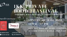 IKK Private Food FEASTival