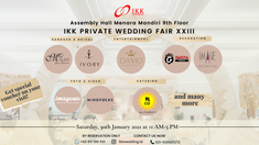 IKK PRIVATE WEDDING FAIR XXIII