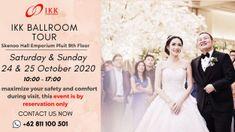 Skenoo Hall Ballroom Tour