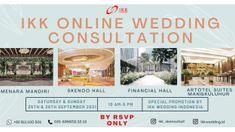 IKK Online Wedding Consultation
