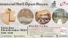 Financial Hall Open House by IKK Wedding