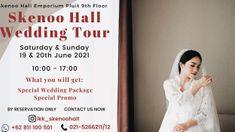 Skenoo Hall Wedding Tour