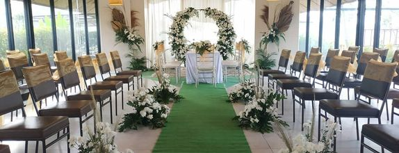 Exclusive Wedding Package 100 Pax