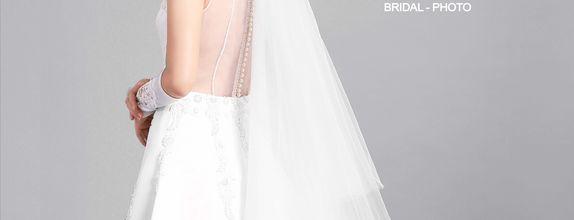 Halterneck Princessline Bridal Gown