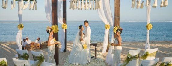 The St Regis Bali Resort - Beach Enchantment Exotic