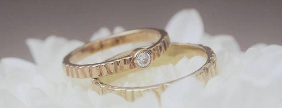 Istar Ring - Wedding Ring (Gold)