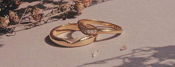 Difha Ring - Wedding Ring (Gold)