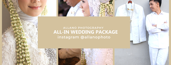 All-in Wedding Package
