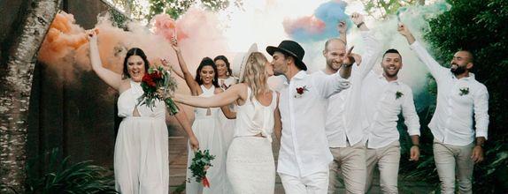 Bali Half-day Wedding Video (8 Hours)