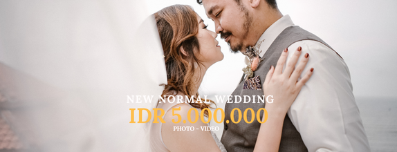Wedding Package New Normal (AKAD/PEMBERKATAN)