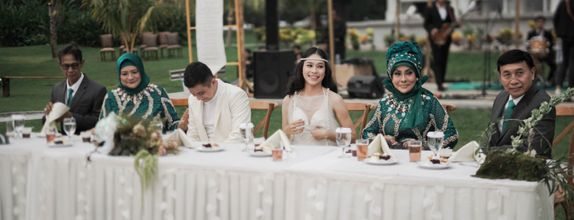 Online Wedding Consultant & Field Coordinator (Max. 10 Pax)