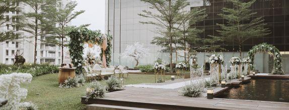 Sky Garden for 700 pax