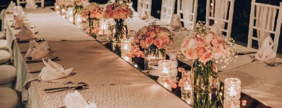 Padma Resort Legian - Opulent Wedding Ceremony & Outdoor Reception Package