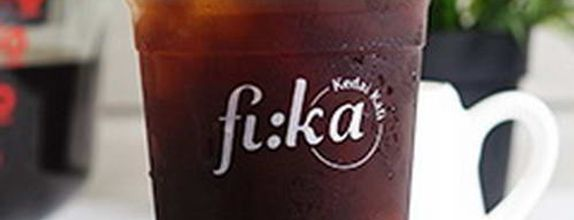 FIKA Coffee - Long Black Coffee