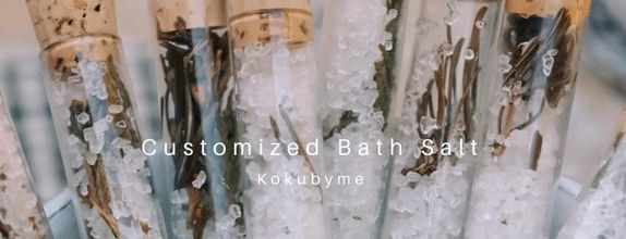 Bath Salt for Wedding Favors