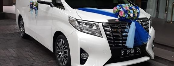Velvet Car Rental - Alphard Transformer G