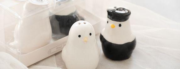 Salt & papper love pinguin - CMG 58
