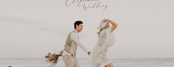 BEACH OR CLIFF ELOPEMENT PACKAGE