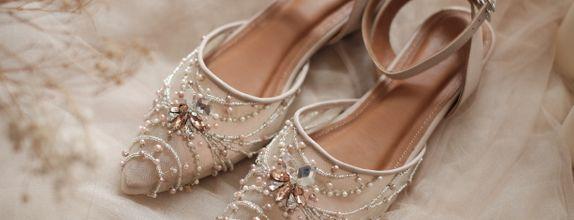 Wedding Shoes Custom Luxury (heels 3-5cm)