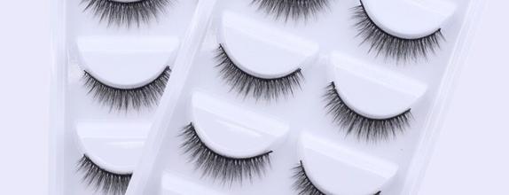 Chocolash ALMOND Eyelash bulu mata palsu 3D lashes Make up