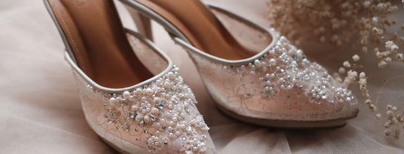 Wedding Shoes Custom Deluxe (heels 7-9cm)