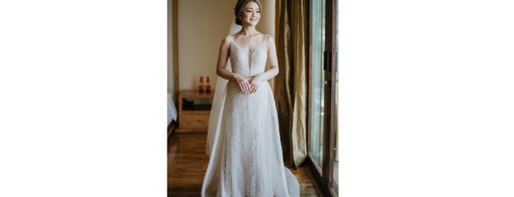 Angel Dress Wedding Gown