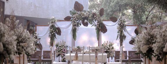 Simple Wedding A5 - 200 pax