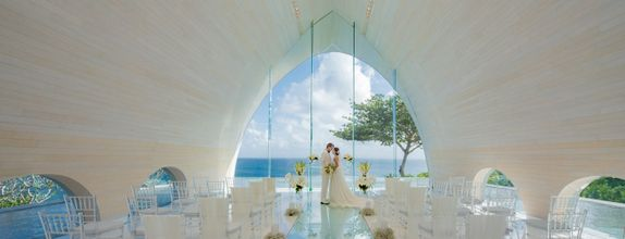 TRESNA DREAM WEDDING BY THE CLIFF - COMPLETE PACKAGE 100 GUESTS