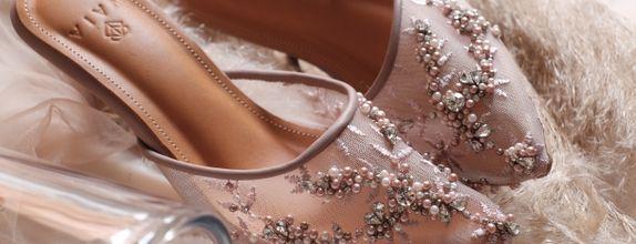 Wedding Shoes Custom Deluxe (heels 3-5cm)