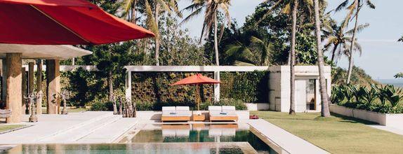 Villa Vedas Beachfront Wedding Package