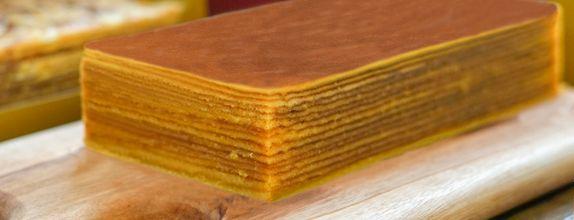 Lapis Legit Original ukuran Half 10 x 20 cm