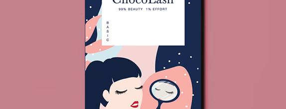 Chocolash BASIC Eyelash bulu mata palsu 3D lashes Make up