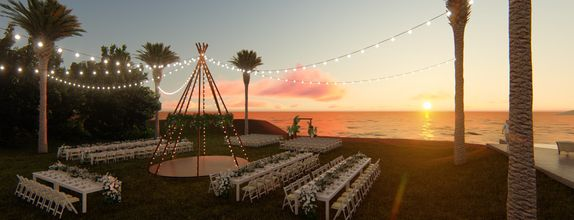 BOHO MOMENTS all-inclusive wedding package