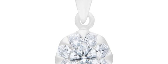 Diamond Pendant BGJ17201LW001