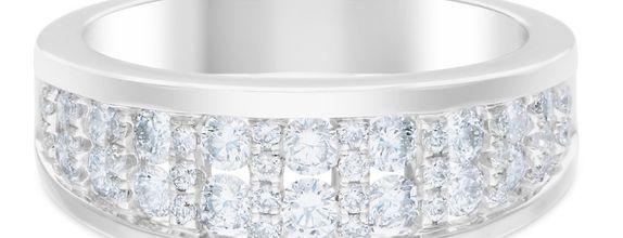 Diamond Ladies Ring CWF1251