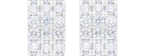 Diamond Earrings AF0640