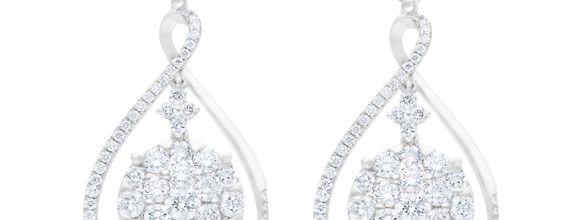Diamond Earrings AF0522