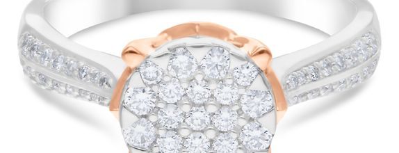 Diamond Ladies Ring CWF1261