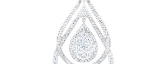 Diamond Pendant LWF0535