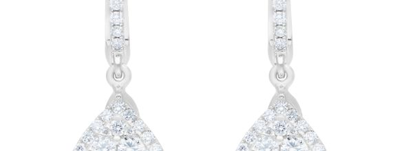 Diamond Earrings AF0631