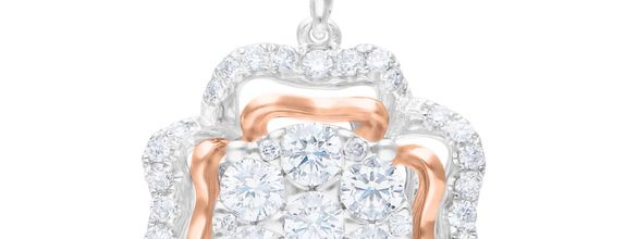 Diamond Pendant LWF0575