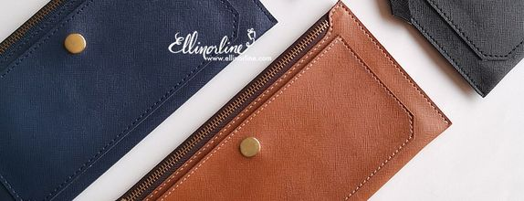 Slim Wallet with Card Slot