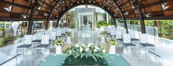 The R Celebration Pavilion Wedding