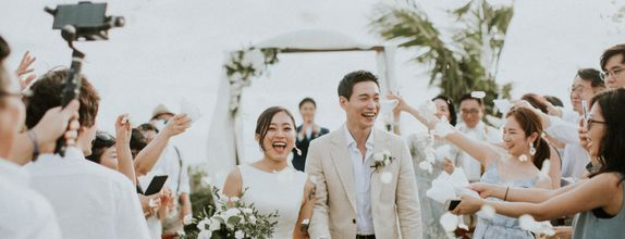 Bali Intimate Wedding