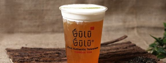 Gulu Gulu - Cheese Green Tea Jasmine