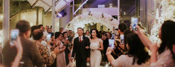 Wedding Organizer Jakarta Seating Party (701-900 orang) (OWF)