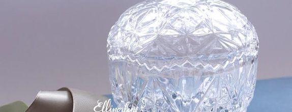 Crystal Jar Apple