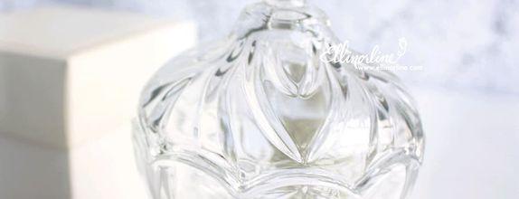 Crystal Jar Kaki Kacil